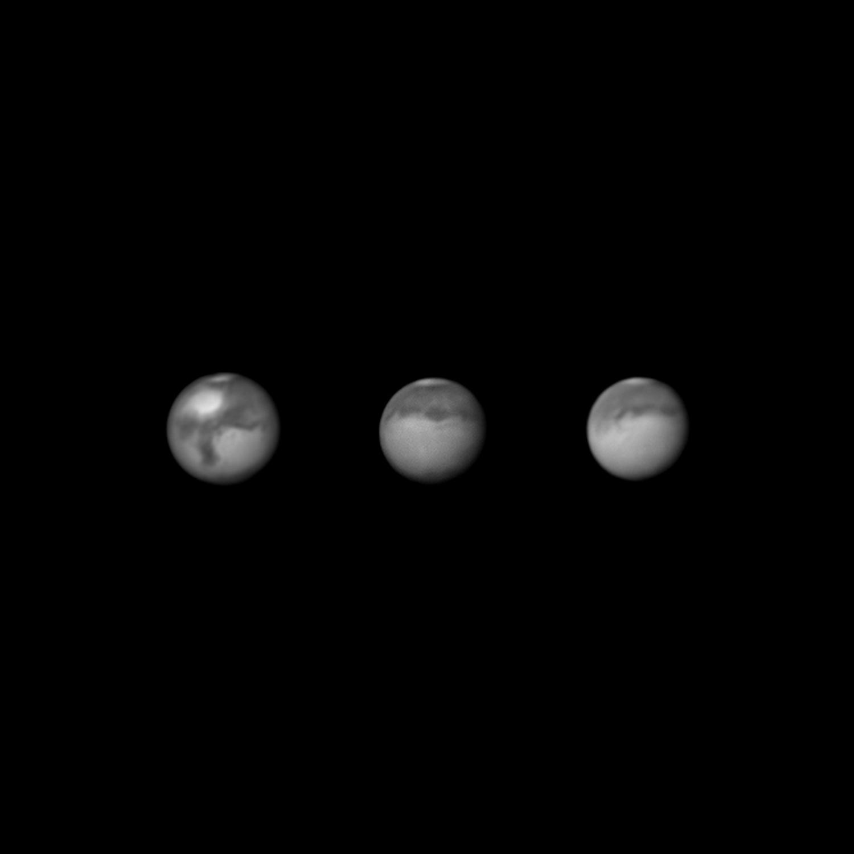 Mars Animáció III