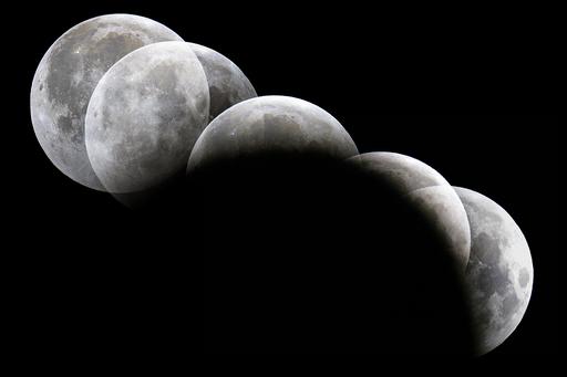 A részleges holdfogyatkozás, avagy milyen alakú a Föld?