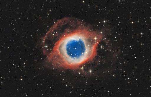 A szimmetria titka - A Hélix-köd kozmikus pillantása