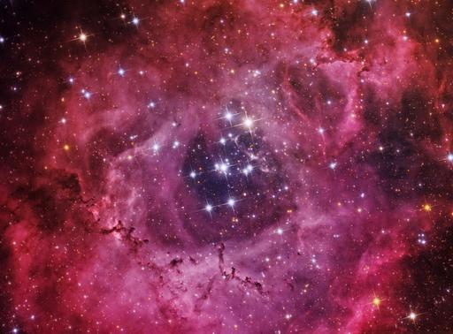 A Rozetta-köd szíve - Egy csillagköd titka