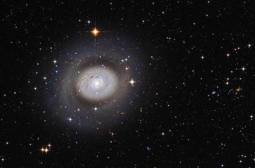 A kettős gyűrű rejtélye - A Messier 94 galaxis