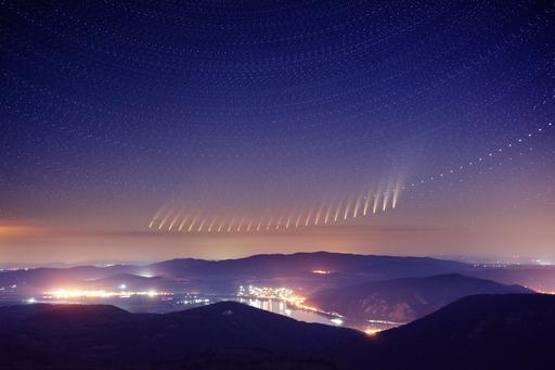 A váratlan villanás - A C/2020 F3 (NEOWISE) üstökös tündöklése