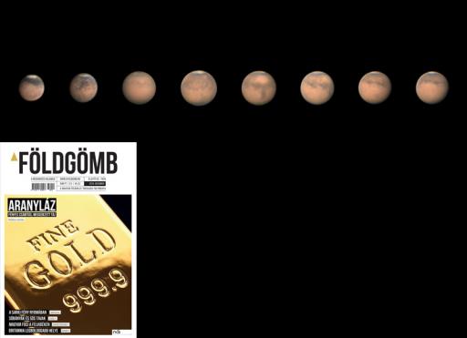 Pillantás az égre - MARS - A legismertebb bolygó
