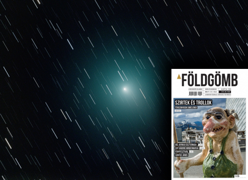 Égi vándor szabad szemmel - A 46P/Wirtanen-üstökös