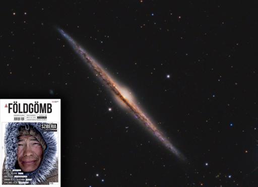 Utazás a Tű-galaxishoz, és még tovább - Honnan Tudhatjuk, milyen messze van?