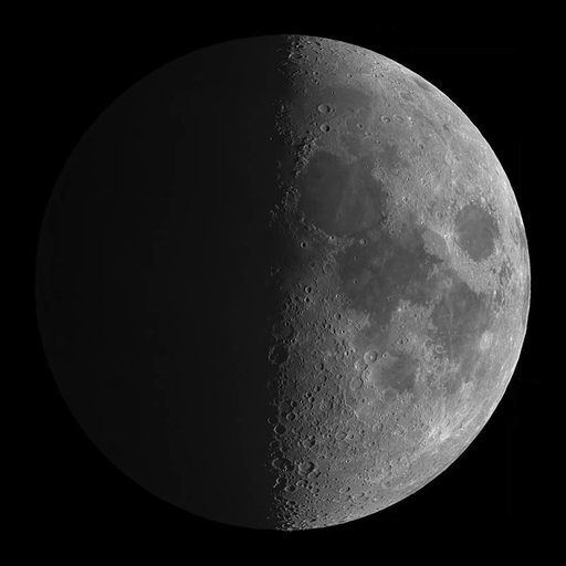 Full Face of our Moon