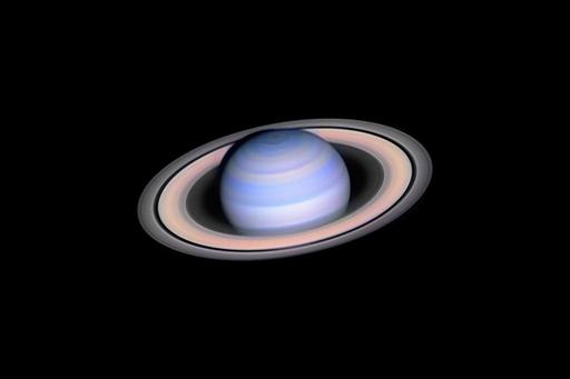 Infrared Saturn