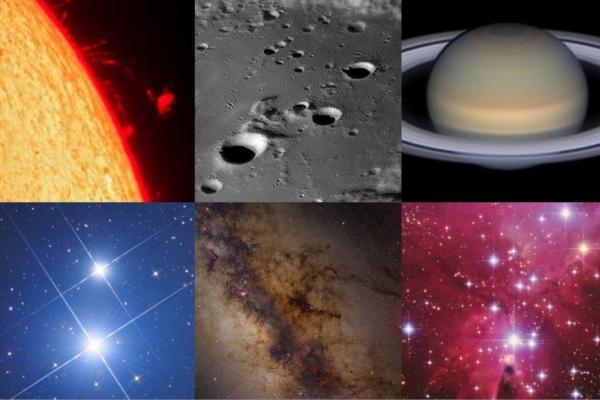 Utazás a kozmosz mélyére - asztrofotós szemmel