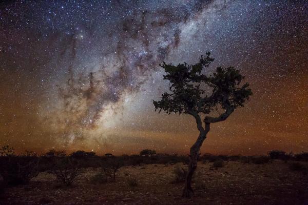 Namíbiai Expedíció - beszámoló