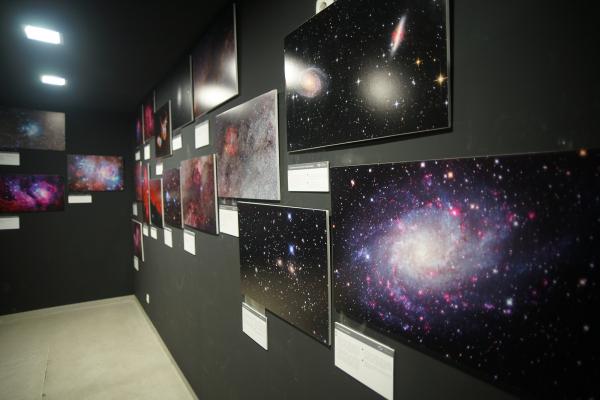 Asztrofotós kiállítás a Csodák Palotájában