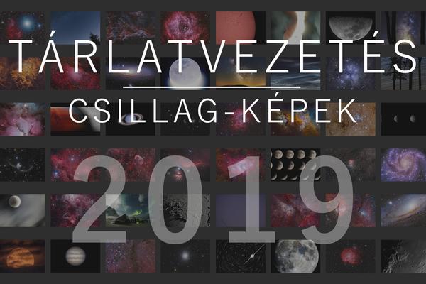 Tárlatvezetés - Országos Asztrofotó Kiállítás 2019