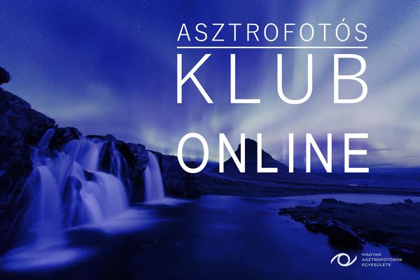 májusi online klub 2020