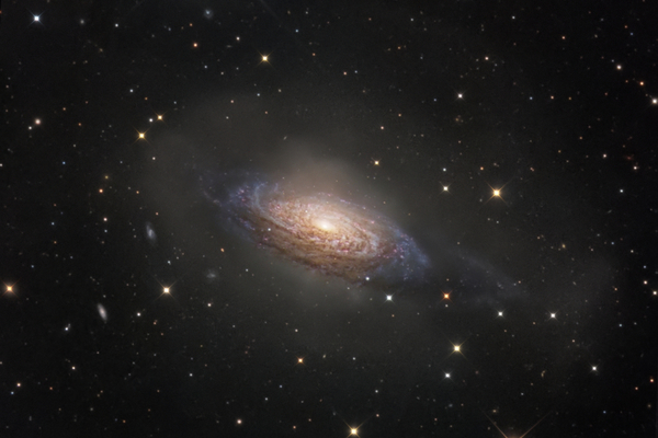 Bubble Galaxy, NGC3521