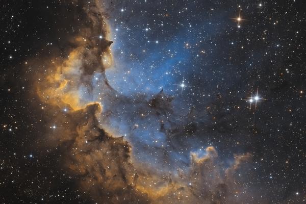 NGC7380 Varázsló-köd (SHO)