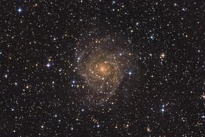 IC 342 Rejtett galaxis