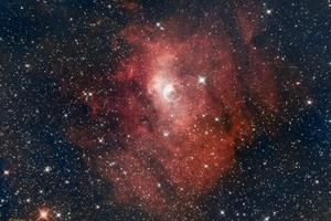 NGC7635 Buborék-köd
