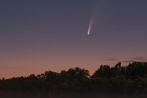 Hajnali üstökösvadászat 2