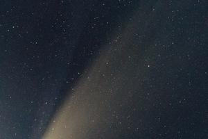 A C/2020 F3 (NEOWISE) - az utolsó hajnali kép