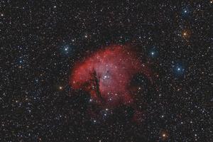 NGC281 - Pacman-köd