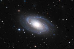 M81 közelebbről