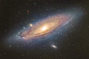 Androméda galaxis M31