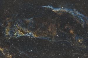 NGC6960 és környéke