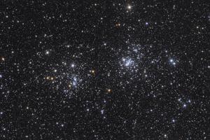 Perseus ikerhalmaz (NGC884-869)