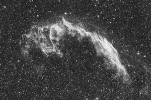 Fátyol köd NGC6992 Ha