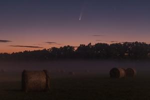 Hajnali üstökösvadászat
