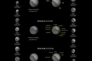 Mars láthatósága 2020-ban