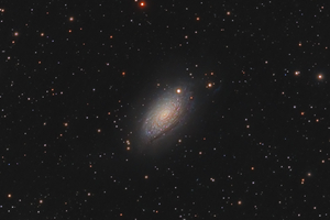 M63 - Napraforgó-galaxis
