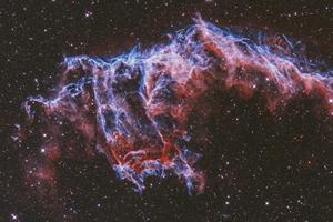 NGC6995 Mint egy repülő denevér...