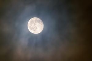 Újévi holdkoszorú