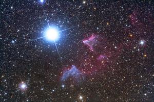 IC 59, IC 63 és Gamma Cassiopeiae