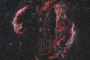 Sh2-103 Hattyú-hurok (Cygnus-loop)