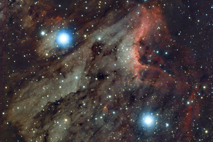 IC5070 - Pelikán-köd