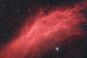 NGC 1499 Kalifornia-köd