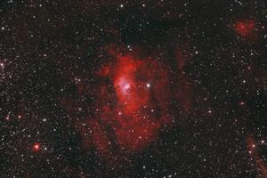 NGC 7635 Buborék köd