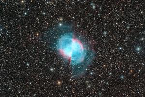 A Súlyzó-köd - Messier 27