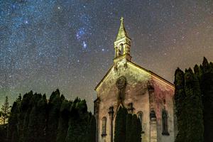 Orion, a téli égbolt kincse