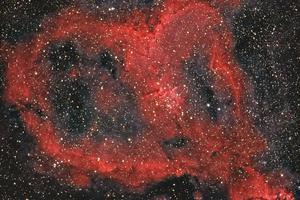 IC1805 Szív-köd (H-RGB)