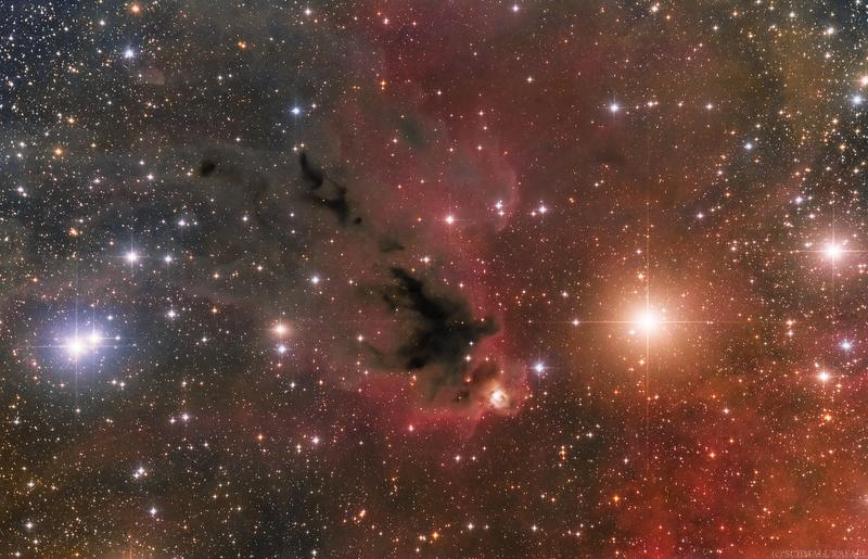 LDN 1622 - Bugimumus köd