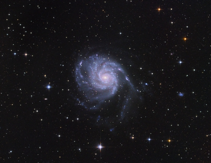 M101 Szélkerék-galaxis