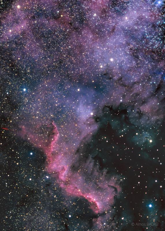 NGC7000 (LRGB)