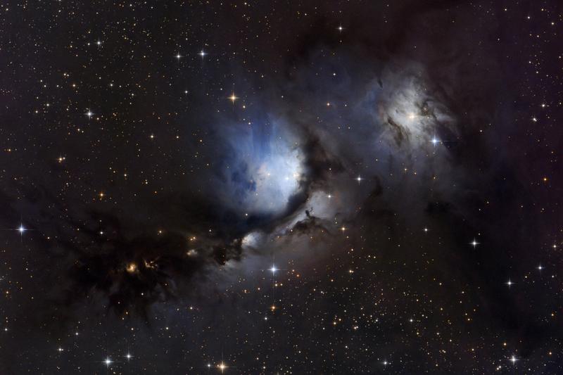 Messier 78 a reflexiós ködök királynője