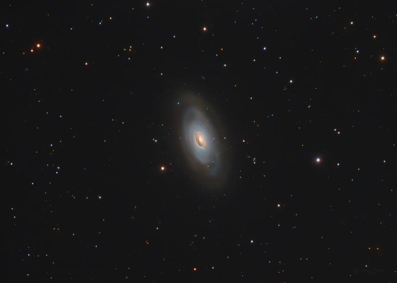 M64 - Ördögszem-galaxis -csökkentett felbontás