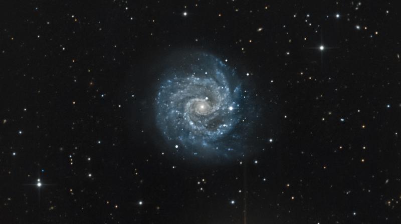 NGC 3184 és társai