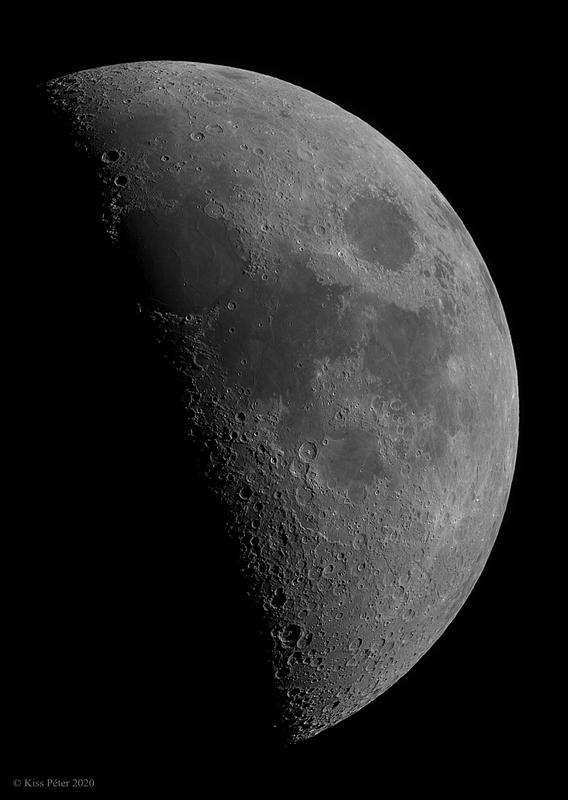 Hold 43% fázissal