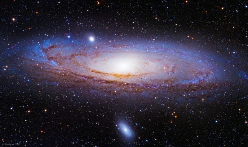 Az Androméda galaxis