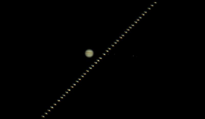Jupiter - ISS